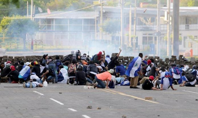 Nicaragua In National Strike, With Armed Attacks and An Eye On Dialogue