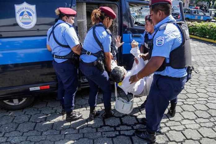 Human Rights Watch: US Legislation Key for Accountability in Nicaragua