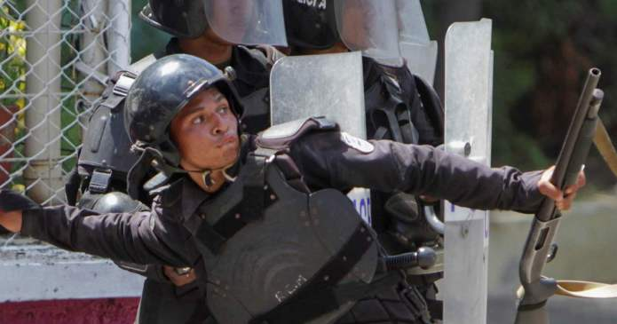 Nicaragua State repression has reached deplorable levels