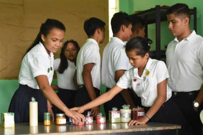 Dubai Cares kicks off three-year 'School Enterprise Challenge' program in Nicaragua