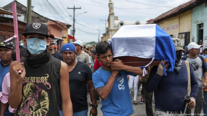 Nicaraguan government forces capture opposition stronghold