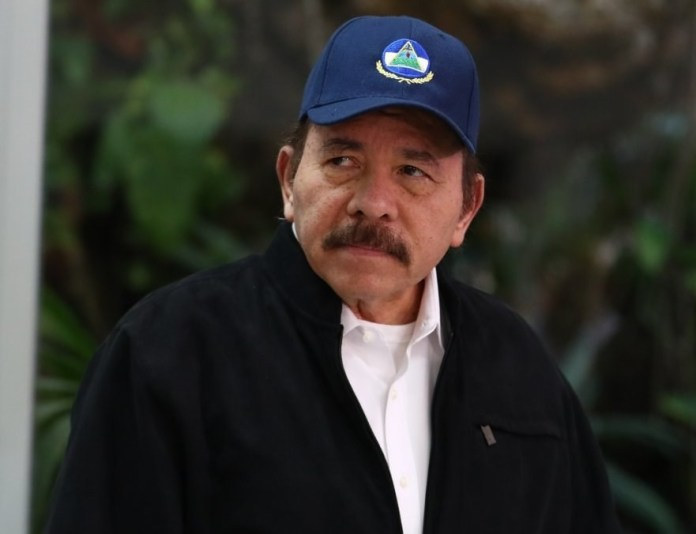 """""""Daniel Ortega the Good Guy against the Wicked Costa Ricans"""""""