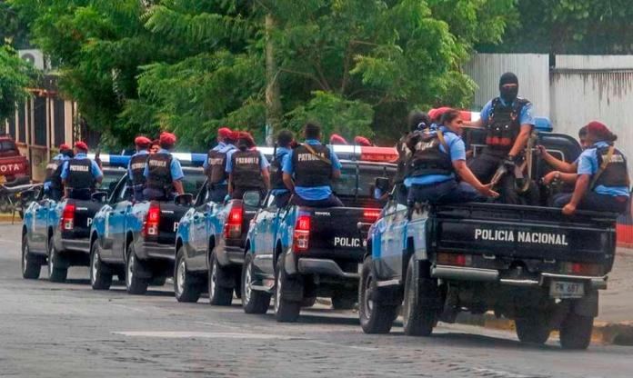 Raids and detentions continue in eastern neighborhoods of Managua