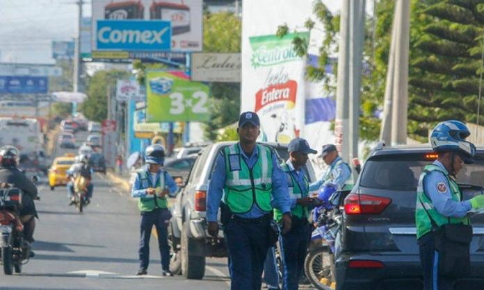Ortega police approaching goal of collecting C$247 million for traffic fines