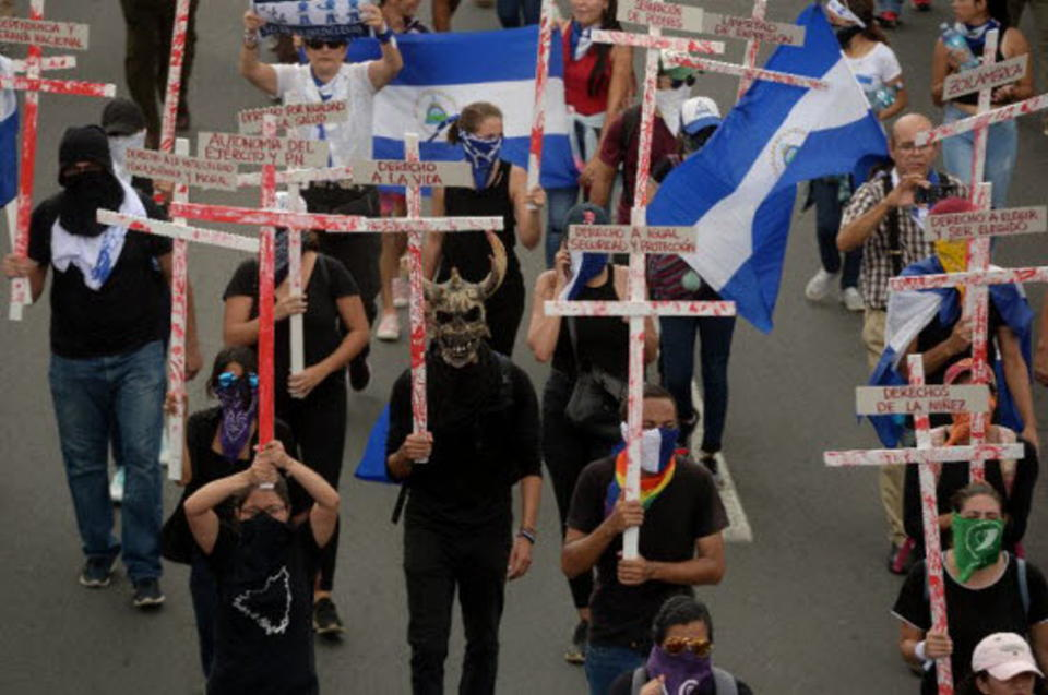 Eleven Killed in Nicaragua as Government Targets Opposition Strongholds