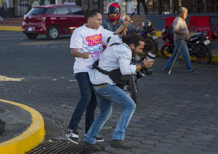 The Hate Rhetoric that Encourages Violence in Nicaragua Must Be Exposed