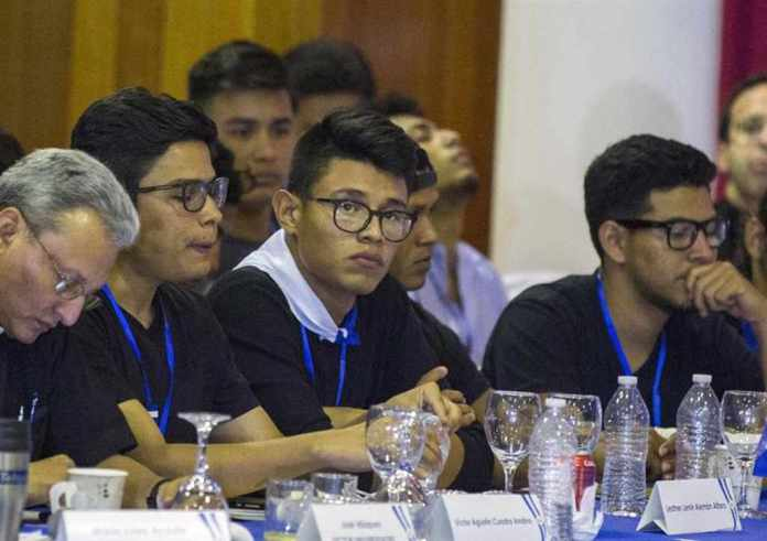 Nicaraguan diaspora meets to organize leadership against Ortega