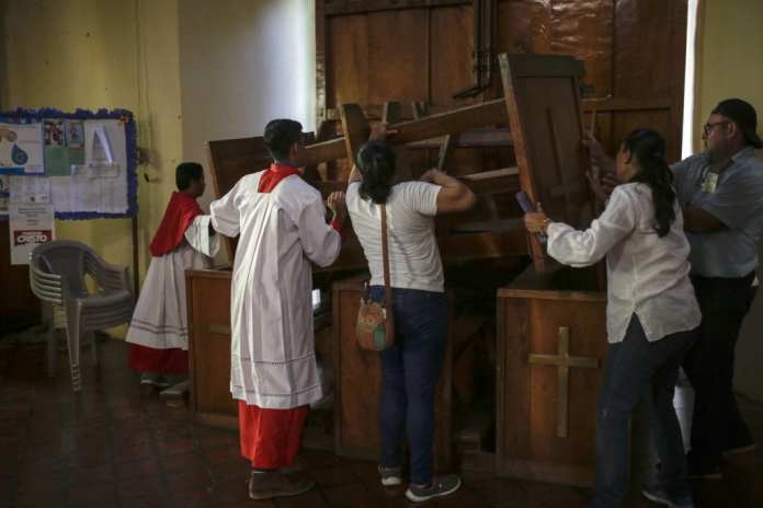 U.S. government condemns persecution of Catholic Church in Nicaragua
