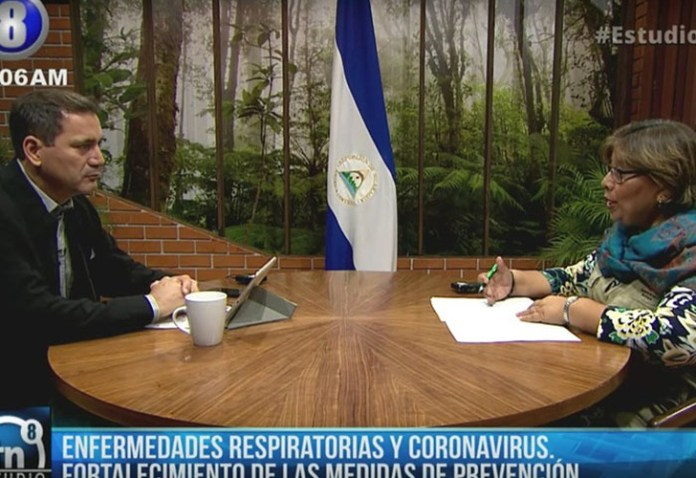 Nicaraguan authorities reiterate that there are no cases of coronavirus