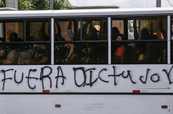 'They Tortured a U.S. Citizen': Communist Repression Continues Against Students in Nicaragua