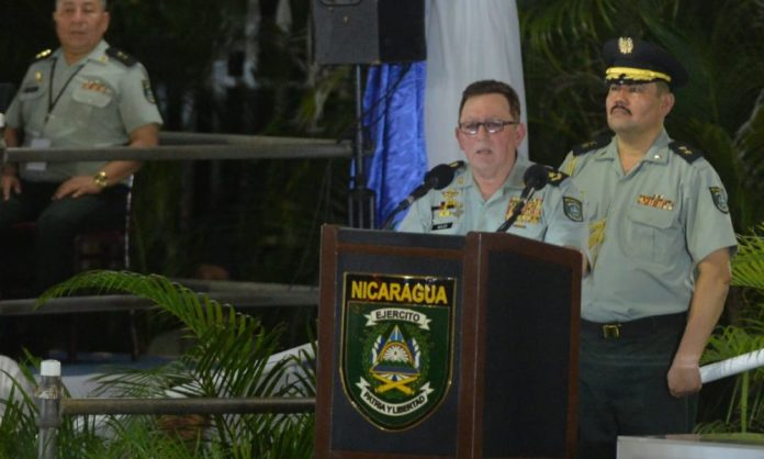 Nicaraguan Army Folds To Orteguista Version of Attempted Coup