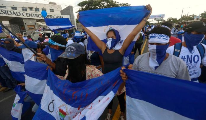 U.S. banks warned to watch for corrupt cash from Nicaragua