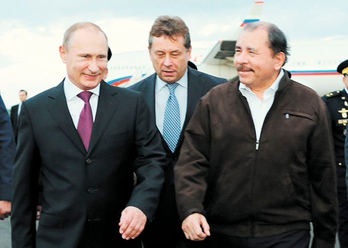 United States whips Russia's presence in Nicaragua, Cuba and Venezuela