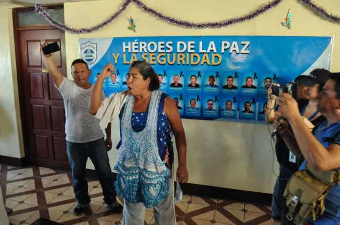 'Reign of Fear' Takes Hold in Nicaragua