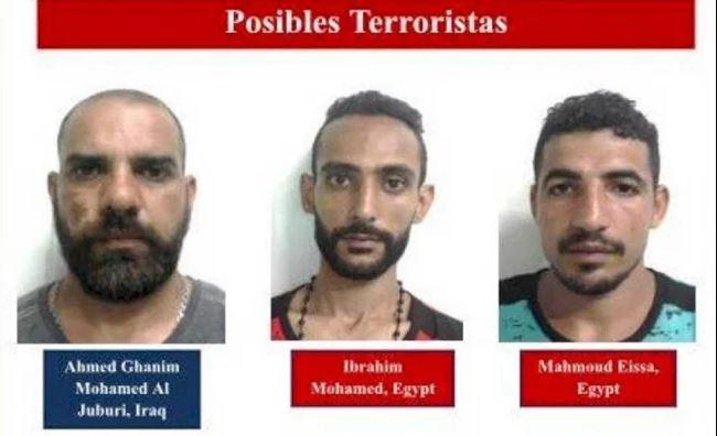 Nicaraguan authorities deport  to Costa Rica four alleged terrorists