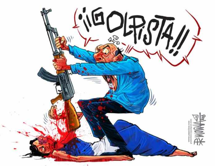 Nicaragua and the Trap of a Civil War