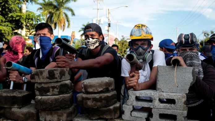 What happened to Nicaragua's democracy?