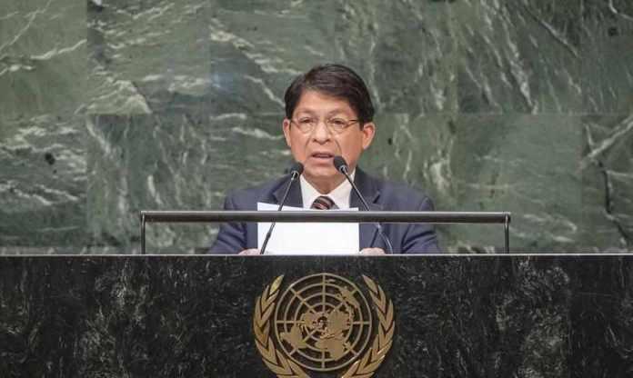 Nicaragua crisis closes UN debates