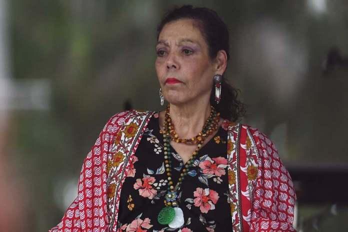 US Sanctions Nicaraguan Officials, Including Ortega's Wife