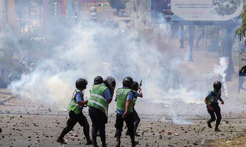 More deadly protests in Nicaragua calling on Ortega to resign