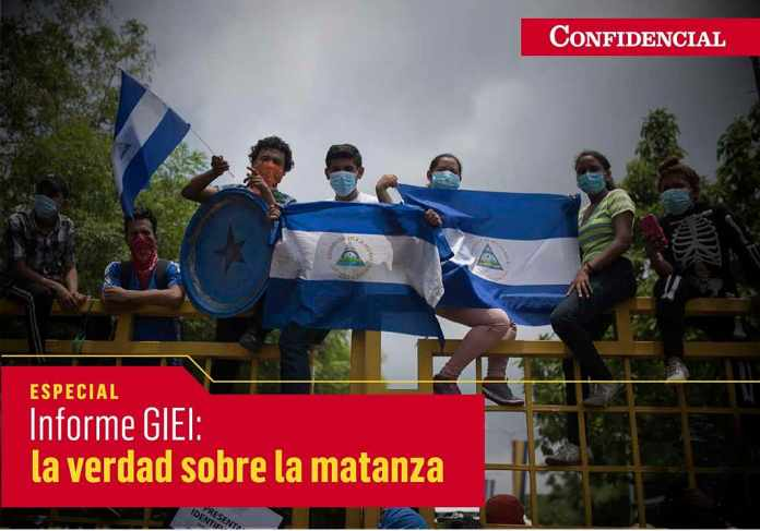 Social Networks Were Key for GIEI Report on Nicaragua