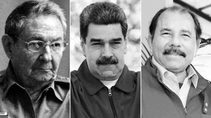Three dictatorships in Latin America on International Human Rights Day
