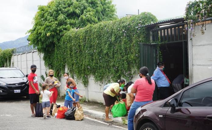 Children Accompany 31% of Exiled Nicaraguans
