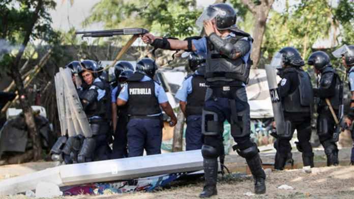 Journalists' lives at risk in Ortega's socialist Nicaragua