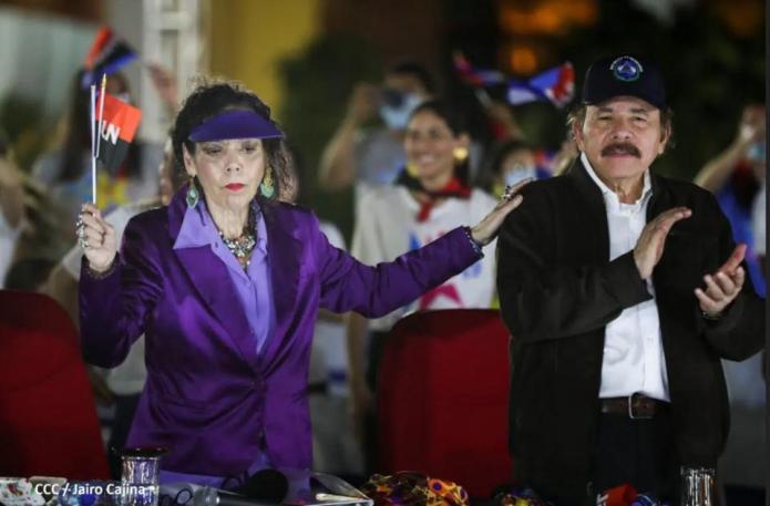 Nicaragua's VP, Rosario Murillo, calls priests and bishops 'devils'