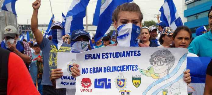 UN Report: The Repression Continues in Nicaragua