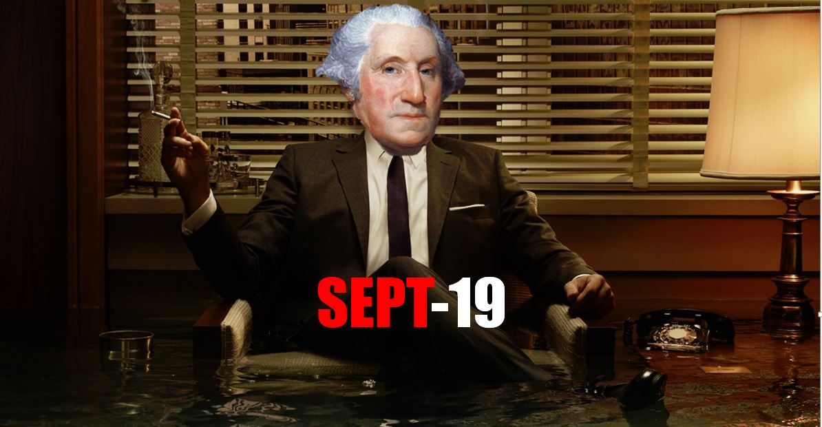 Sept-19: Presidents, Show Men and Mad Men