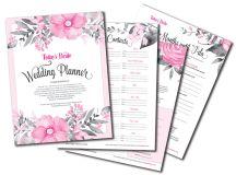 Today's Bride Printables | Today's Bride