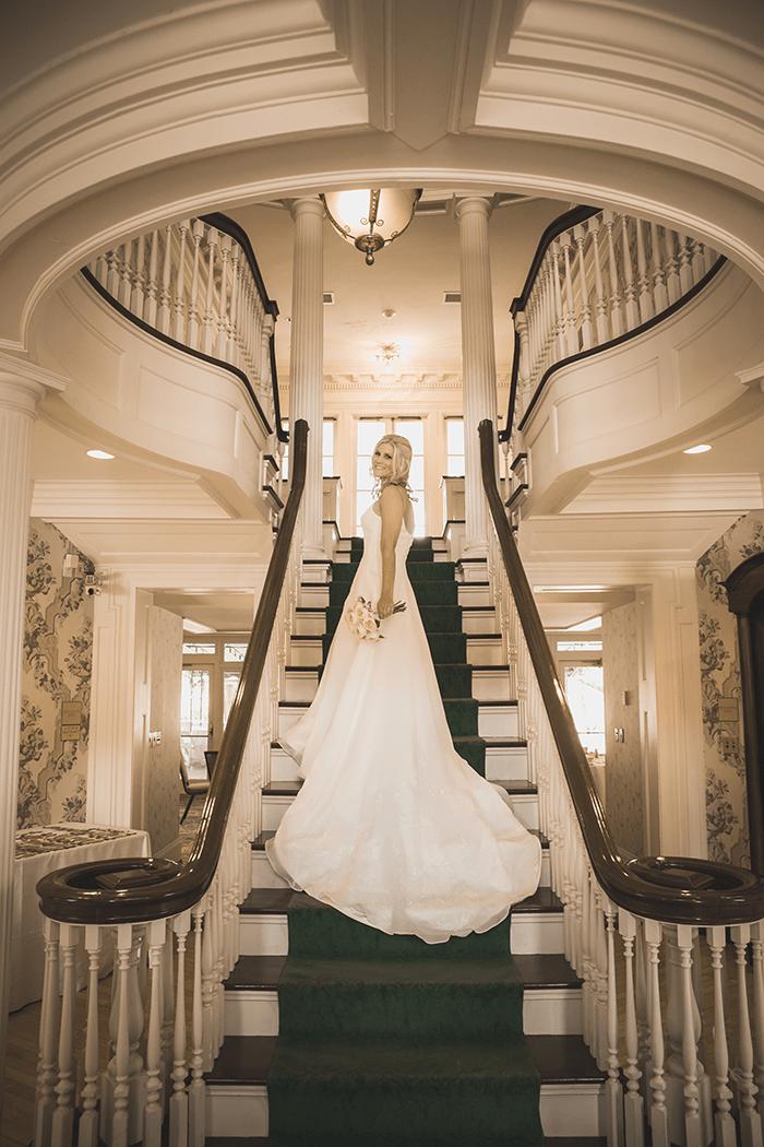 Tiffany  Christopher  Simply Vintage  Todays Bride