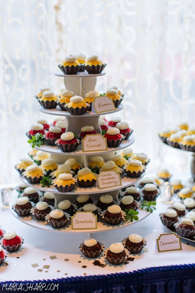 Choosing A Wedding Cake With Nothing Bundt Cakes Todays Bride
