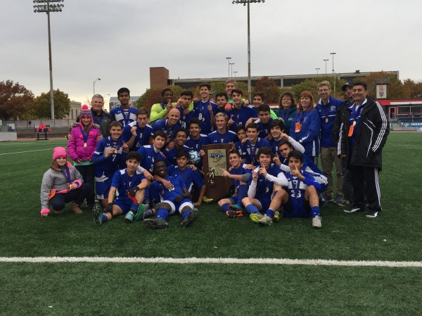 High School Soccer State Championship