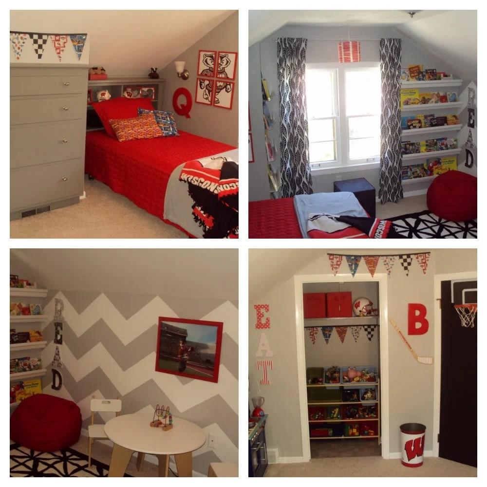 Boys 12 Cool Bedroom Ideas  Todays Creative Life