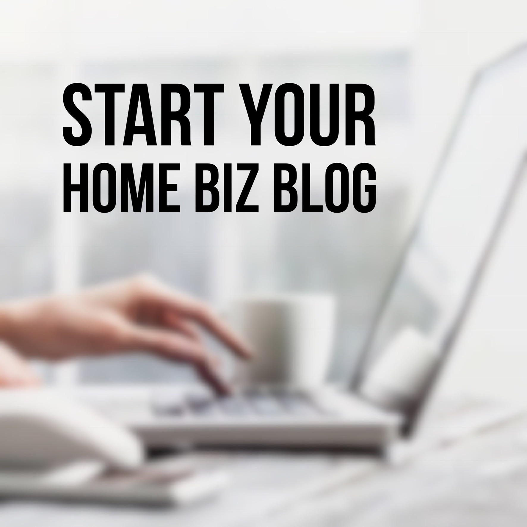 Be YOUR OWN Boss with a Blog
