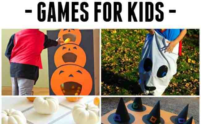 Halloween Games For Kids Host One Spooktacular Party