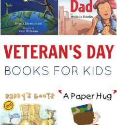 Veteran's Day Books for Kids   Today's Creative Ideas [ 1522 x 650 Pixel ]
