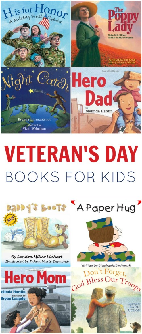 small resolution of Veteran's Day Books for Kids   Today's Creative Ideas