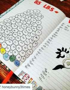 Boho berry also bullet journal method weight loss tracker ideas  how to use rh todayscreativeideas