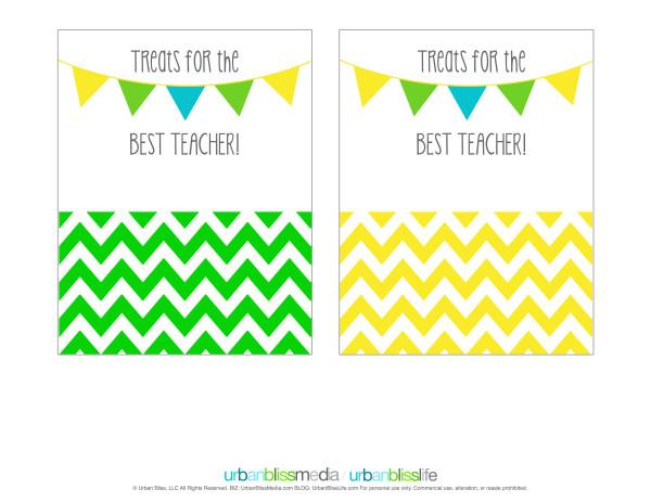 Printable Teacher Appreciation Gift Card Holder Todays