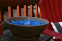 DIY Tabletop Fire Bowl Tutorial | Today's Creative Life