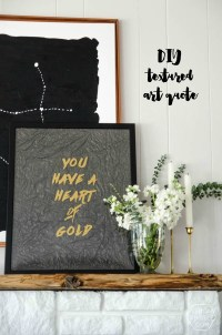 DIY Room Decor { WALL ART } | Today's Creative Life