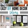 Easy Diy Home Decor Ideas Today S Creative Life