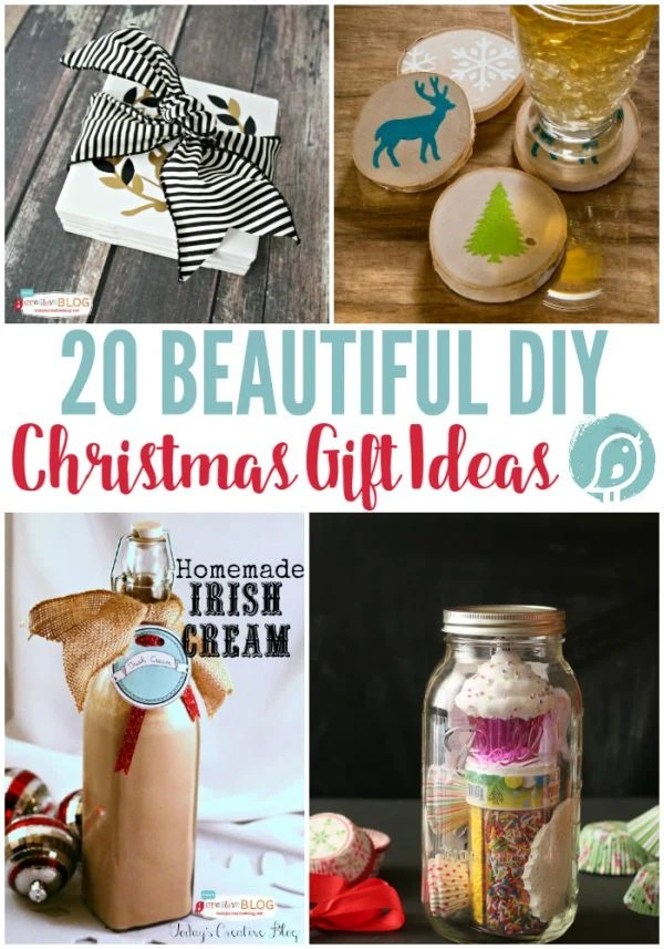 Special Homemade Christmas Gifts