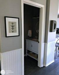 Powder Room Vanities & Ideas | Today's Creative Life