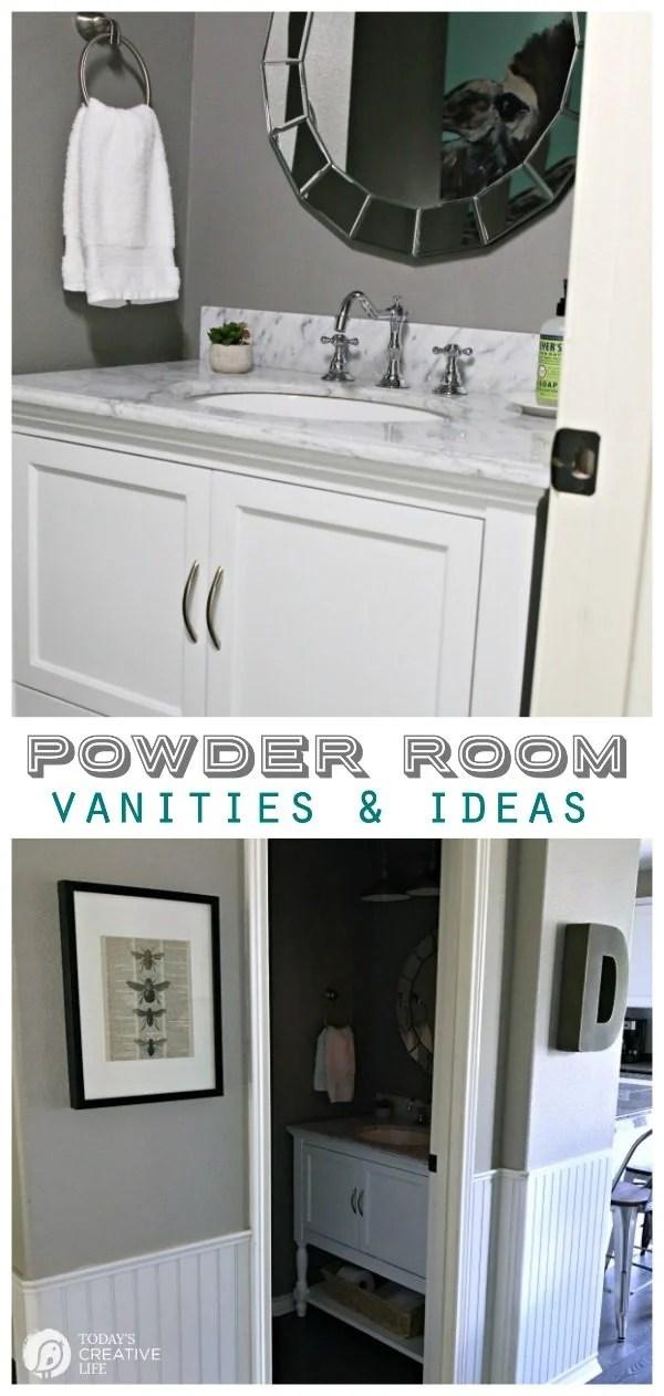Powder Room Vanities Ideas Today S Creative Life