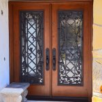 Fiberglass Wrought Iron Entry Doors Today S Entry Doors