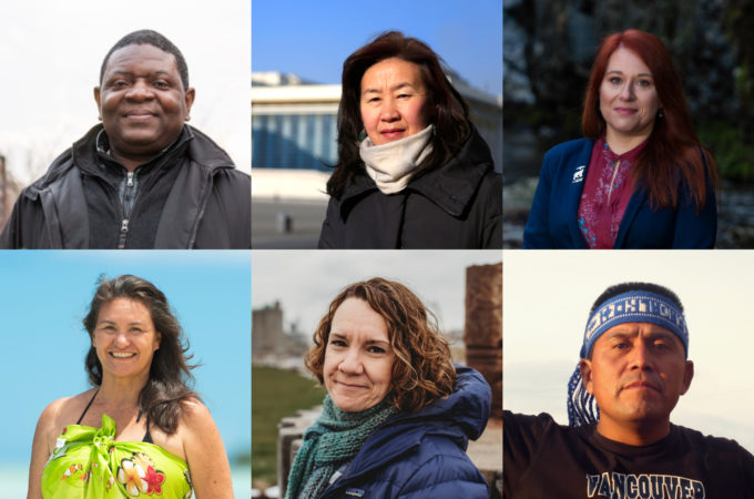 2019 Goldman Environmental Prize Winners